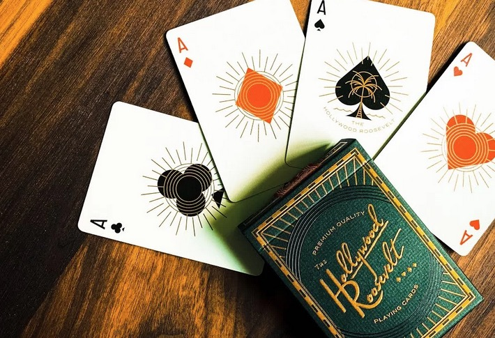 Destiny and Fate Playing Cards