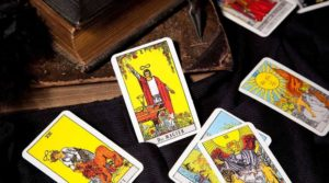 Special Tarot reading - Problem and solution